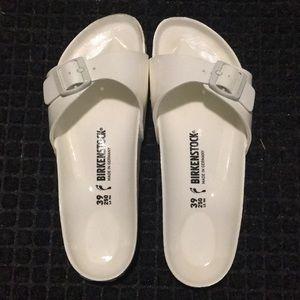 Birkenstock sandals!